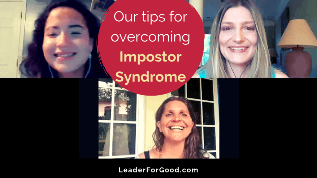 3 Women Share Advice on How to Overcome Impostor Syndrome