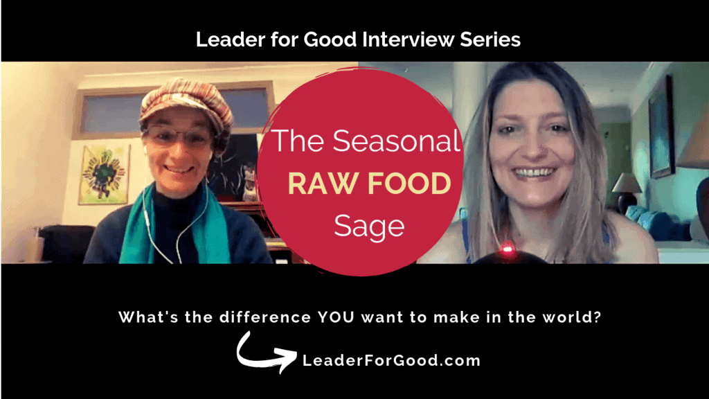 Seasonal Raw Food Sage