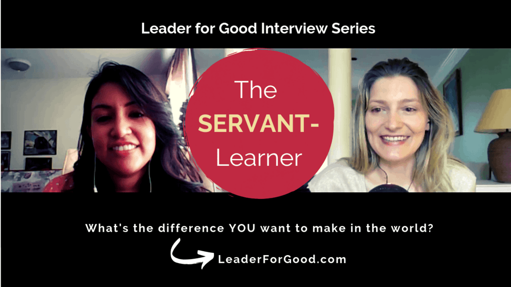 The Servant-Leader
