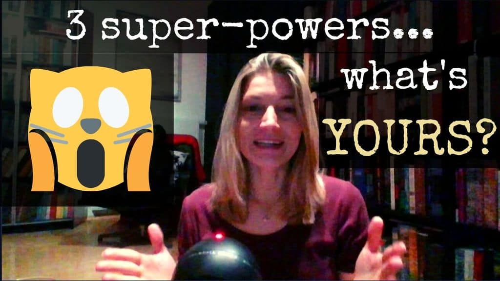 3 superpowers...which one is yours